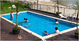 屋外施設 お子様向けプール(夏季営業)