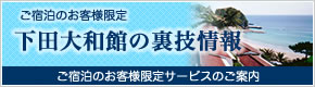 下田大和館の裏技情報