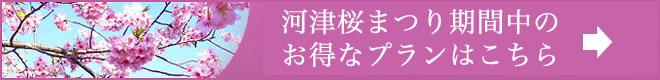河津桜まつり期間中のお得なプランはこちら