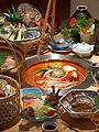 大和館料理